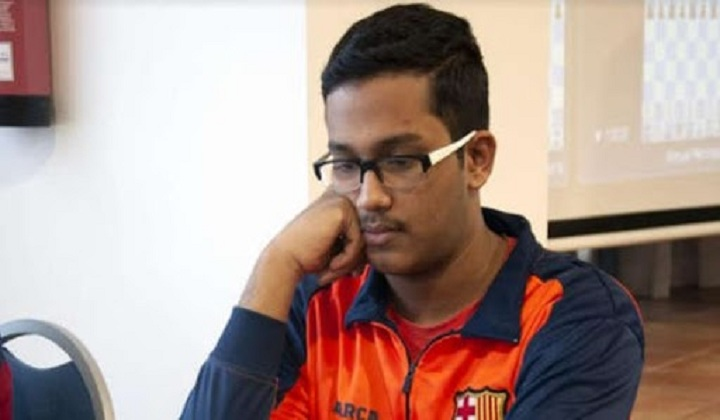 Tamil Nadu's Arjun Kalyan becomes 68th Indian Grandmaster   तामिळनाडूचा अर्जुन कल्याण 68 वा भारतीय ग्रँडमास्टर बनला_40.1