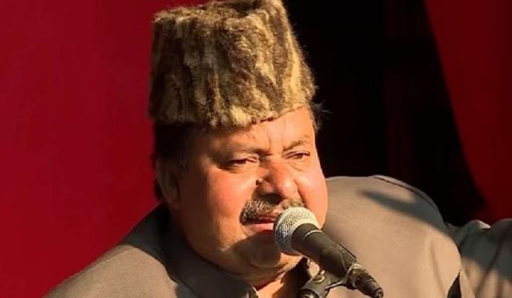 Renowned Qawwali Singer Farid Sabri Passes Away | प्रख्यात कव्वाली गायक फरीद साबरी यांचे निधन_40.1