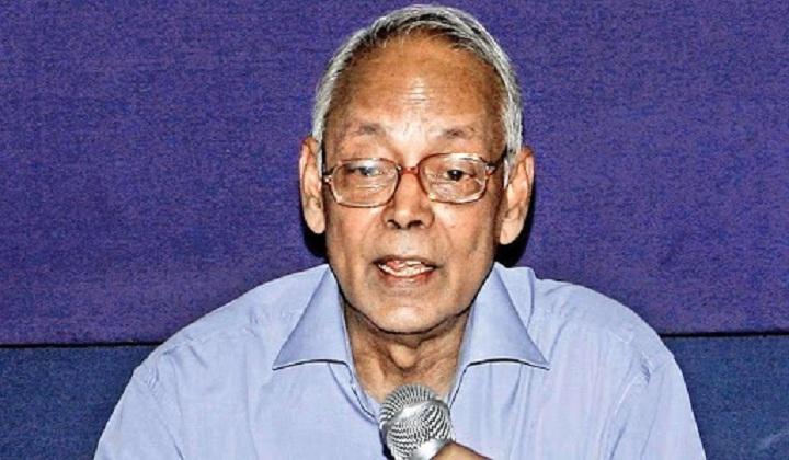 Veteran Indian Nuclear Scientist Krishnamurthy Santhanam Passes away | ज्येष्ठ भारतीय अणु वैज्ञानिक कृष्णमूर्ती संथानम यांचे निधन_40.1