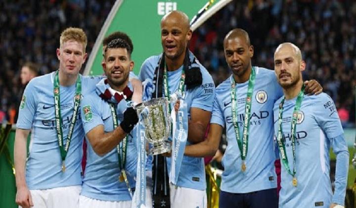 Manchester City won League Cup football tournament | मॅनचेस्टर सिटीने लीग चषक फुटबॉल स्पर्धा जिंकली_40.1