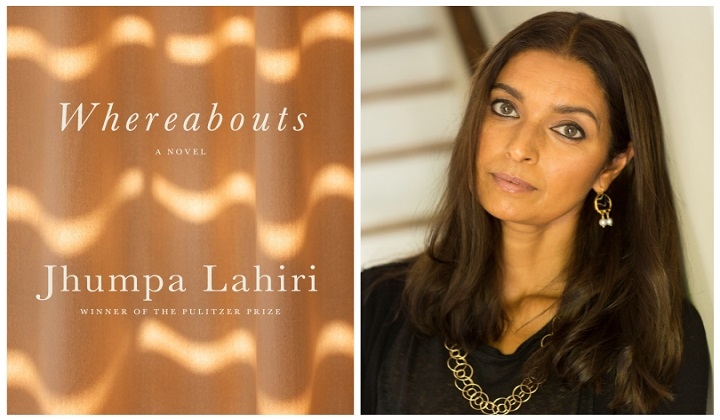 Jhumpa Lahiri Comes Out With New Novel 'Whereabouts'   झुम्पा लाहिरी 'Whereabouts' नवीन कादंबरी घेऊन आली_40.1