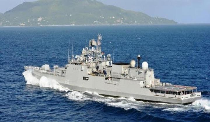 Indian Navy launches Operation Samudra Setu-II | भारतीय नौदलाने ऑपरेशन समुद्र सेतु -II लाँच केले_40.1